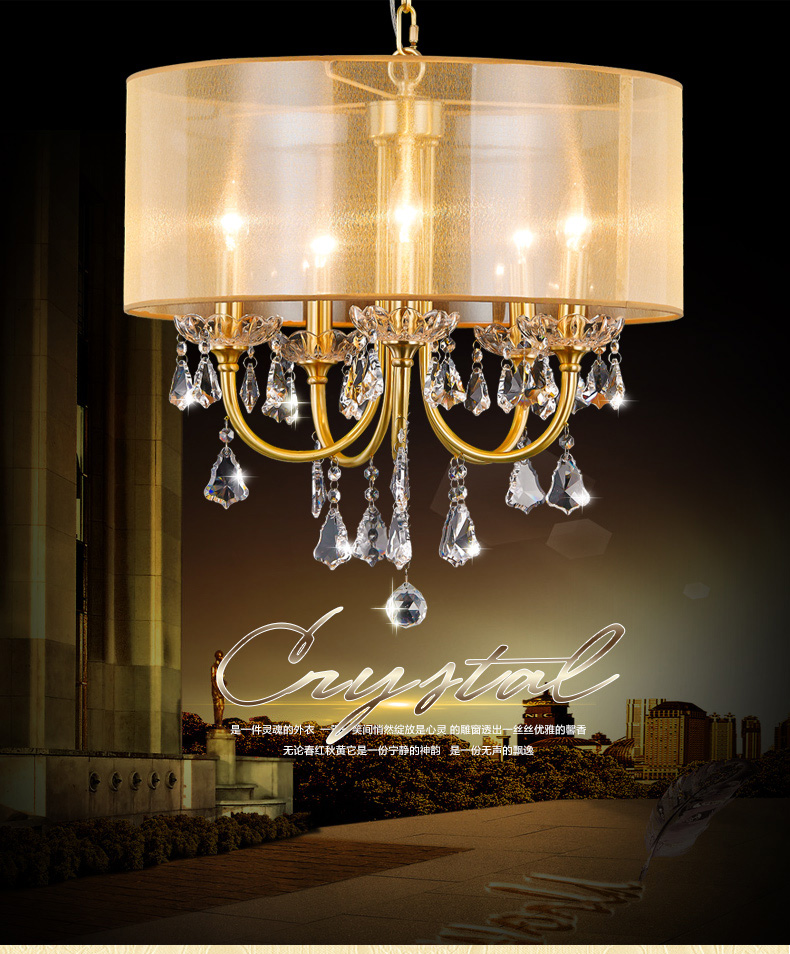 European Style Copper Lights Dining Room Bedroom Study Crystal Chandelier Lights Ebay,Blue Wall Living Room Ideas