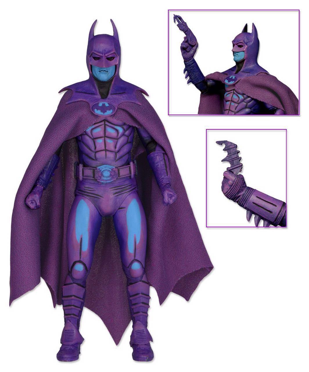 "NECA Joker// Superman// Batman// Harley Quinn 7/"" Action Figure DC Comic Collectible"