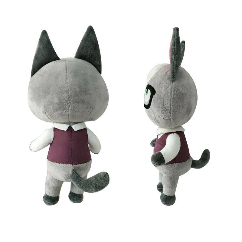 Animal Crossing New Horizons Raymond Plush Toy Stuffed Doll Little Buddy Gifts