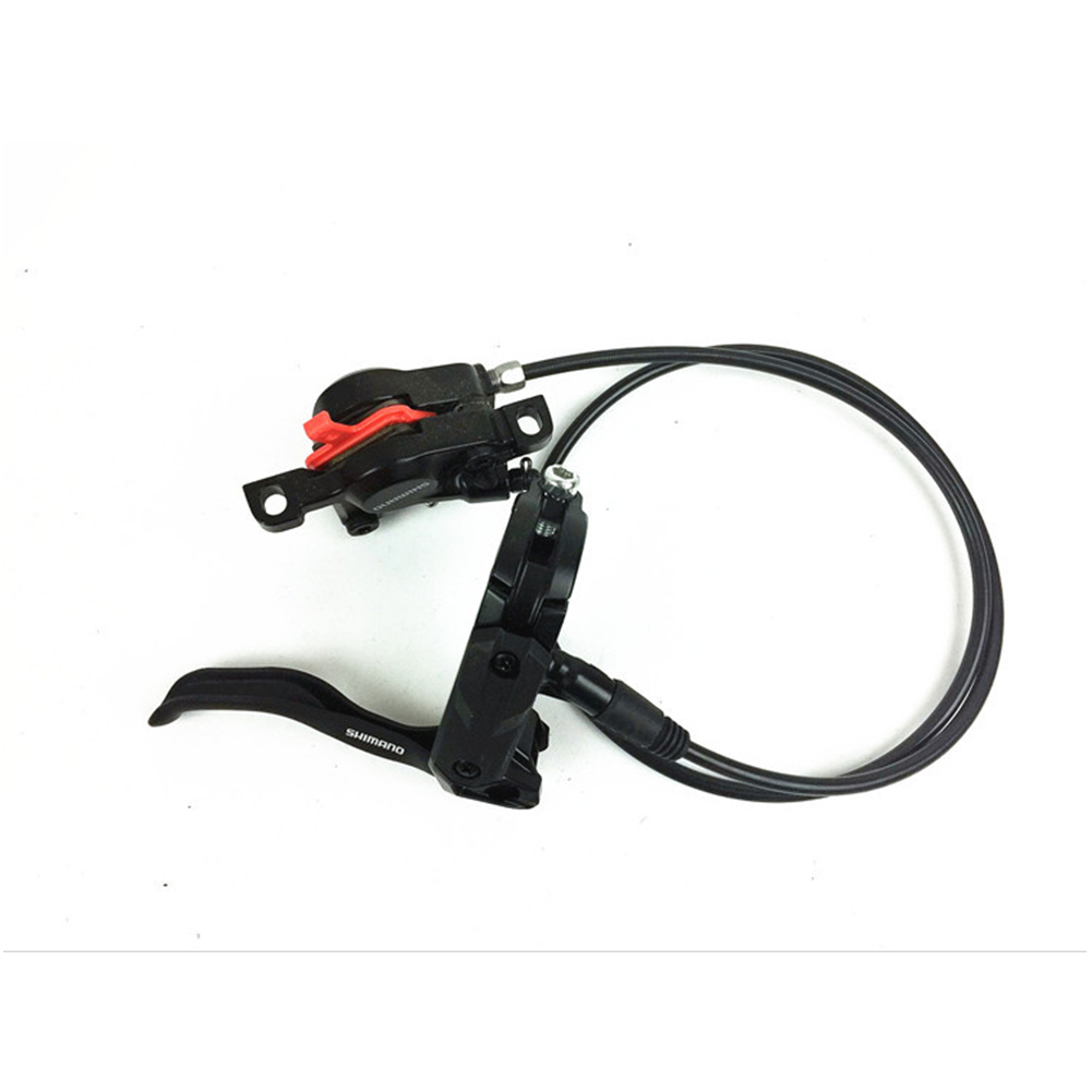 Shimano Deore M505 MTB Hydraulic Disc Brake Set Front/&Rear BL-M505//BR-M446-Black