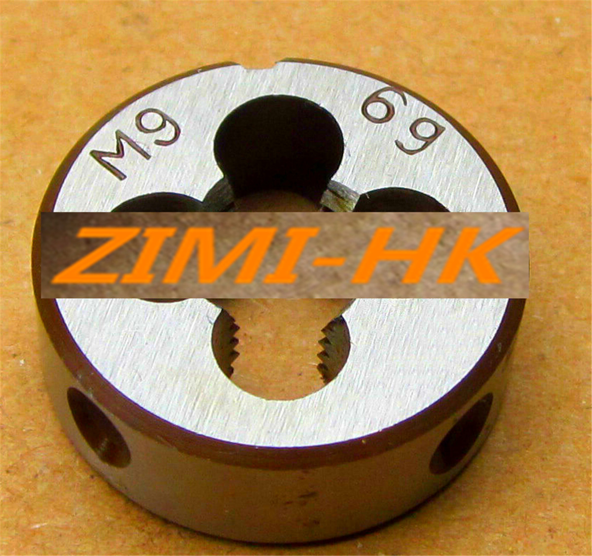 1pcs 22mm x 1 Metric Right hand Die M22 x1.0mm Pitch The high quality