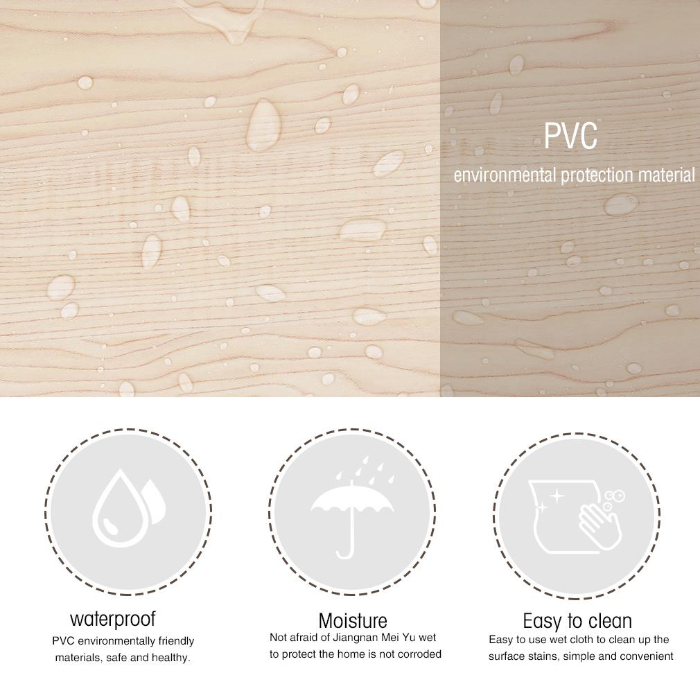 Holz optik klebefolie m belfolie selbstklebend dekofolie for Mobelfolie muster