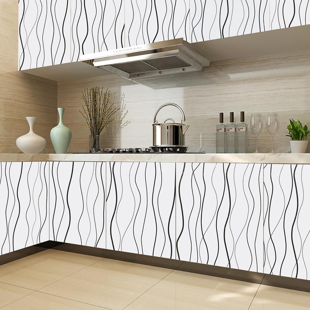 klebefolie k che dekofolie m belfolie hochglanz schrankfolie k chenfolie 5 20m ebay. Black Bedroom Furniture Sets. Home Design Ideas