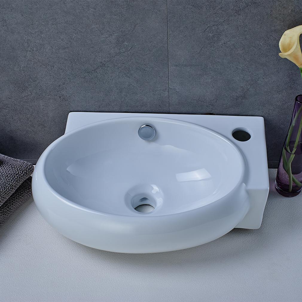 Waschbecken keramik bad top spiegel fur bad und wc badmabel gastewc waschbecken waschtisch - Spiegel fur bad und wc ...