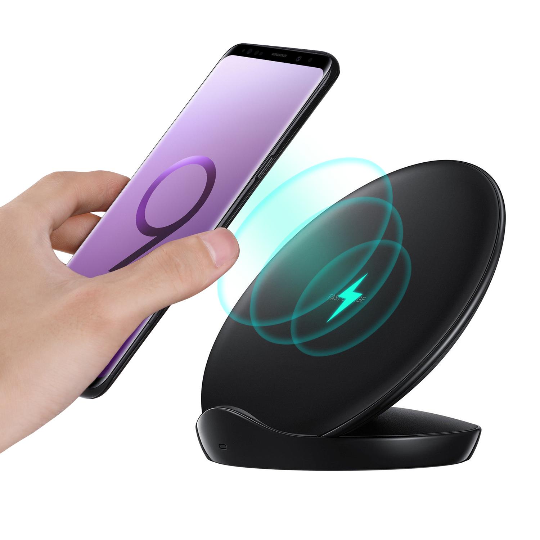 wireless charger induktive ladeger t qi induktion. Black Bedroom Furniture Sets. Home Design Ideas