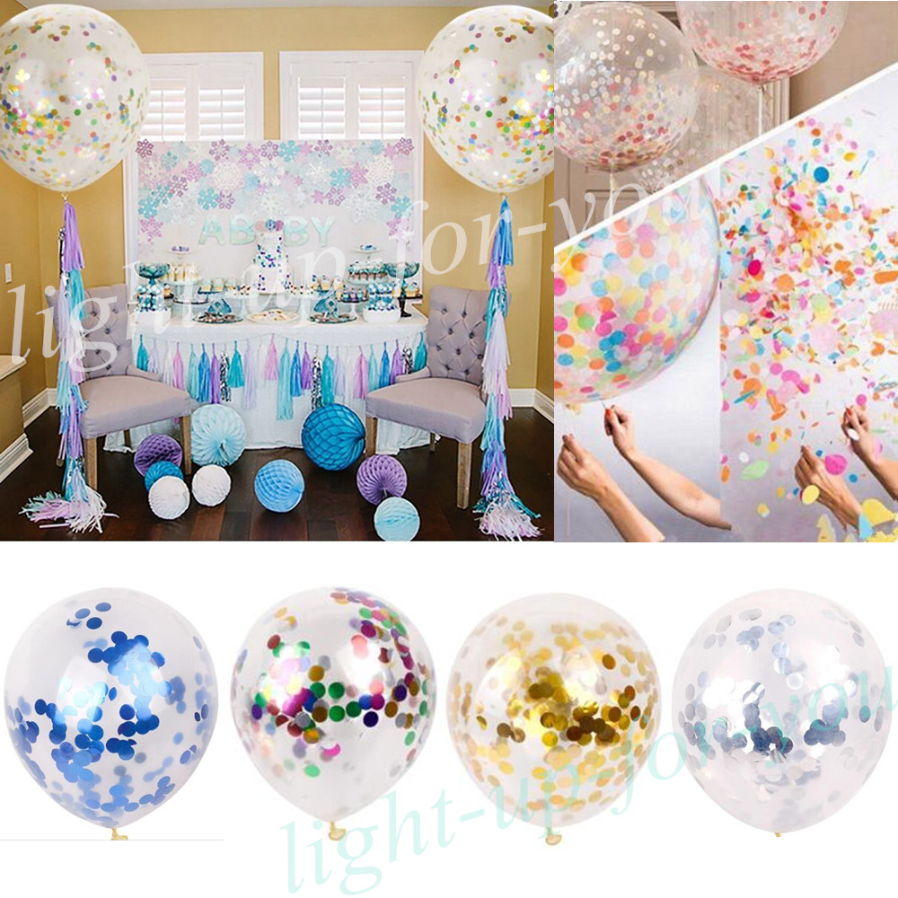 """10/"""" CLEAR /& TRANSPARENT BALLOONS FOR EVENTS WEDDING BIRTHDAY BALOONS /& Ballon"""