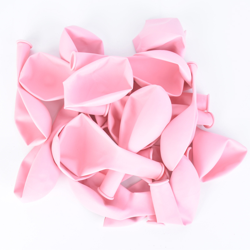100pc Latex Macaron Balloons Arch Unicorn Star Helium Foil Balloons Inflate 5p