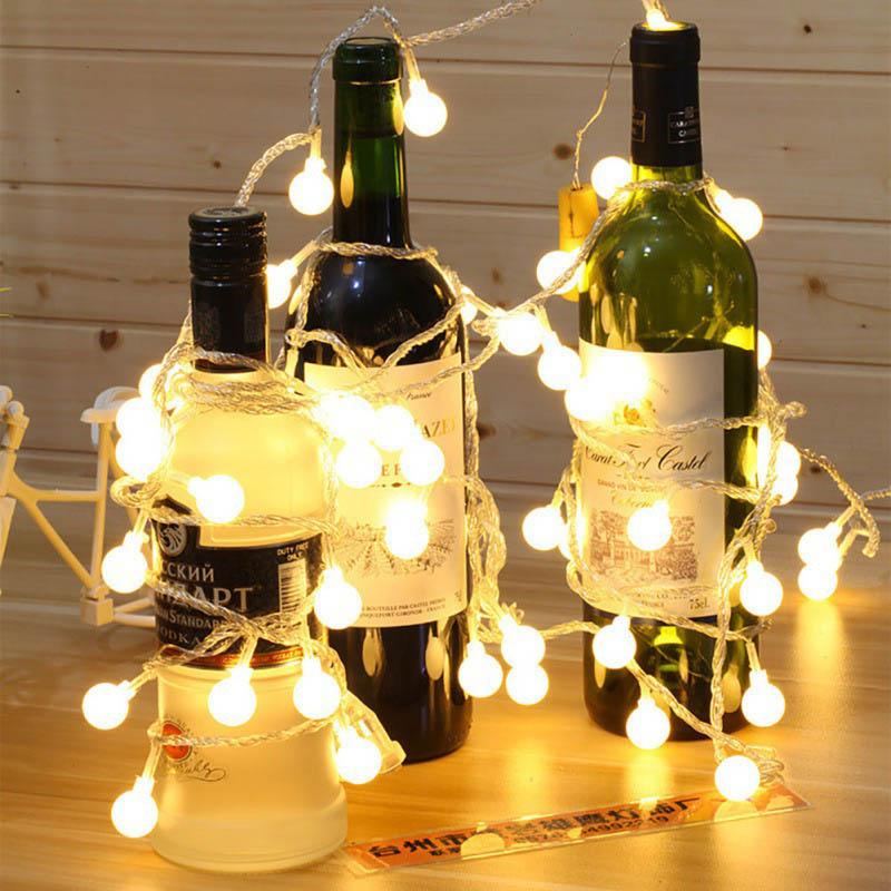 20-80-LED-Battery-Powered-Global-Fairy-String-Light-Wedding-Party-Garden-8-Modes thumbnail 6