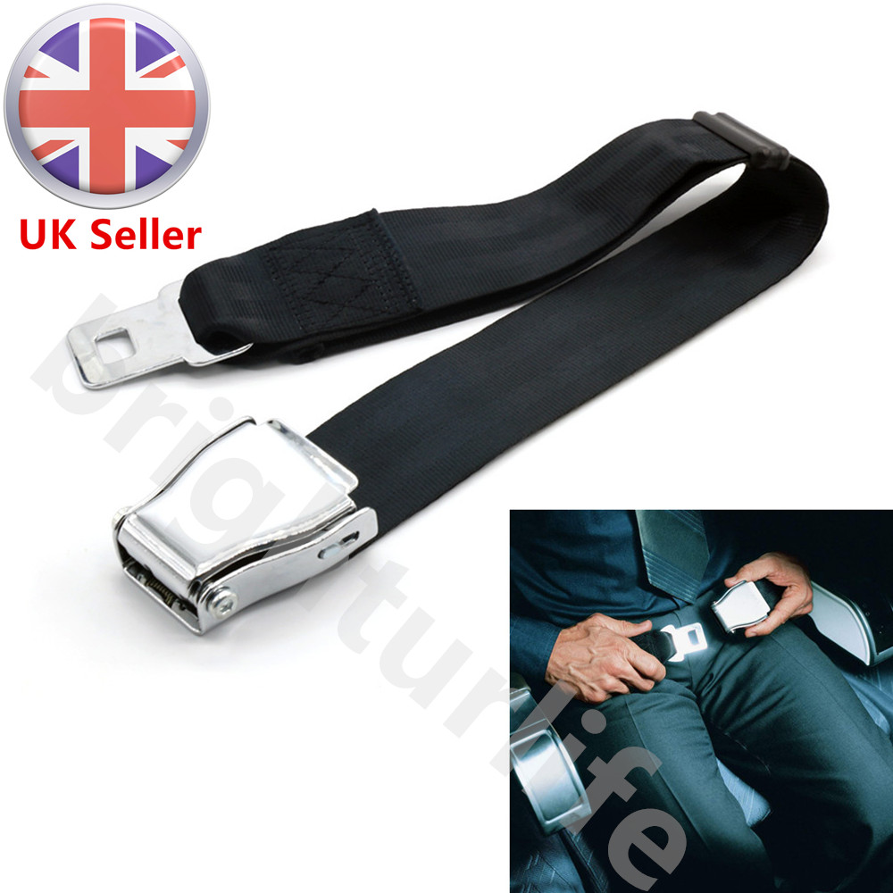 100cm Adjustable Airline Aircraft Airplane Seat Belt