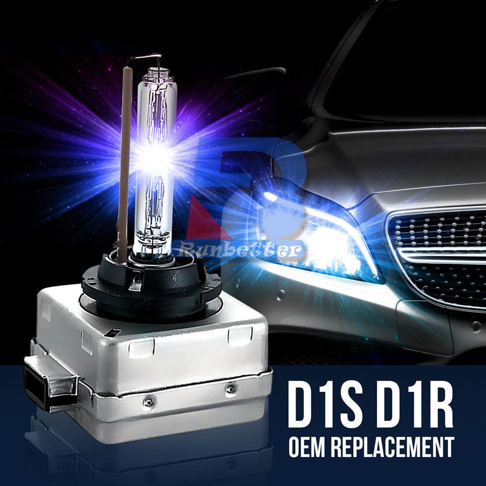 NEU SET 2x 35W D1S 6000K Xenon Brenner Lampe Birne Volvo