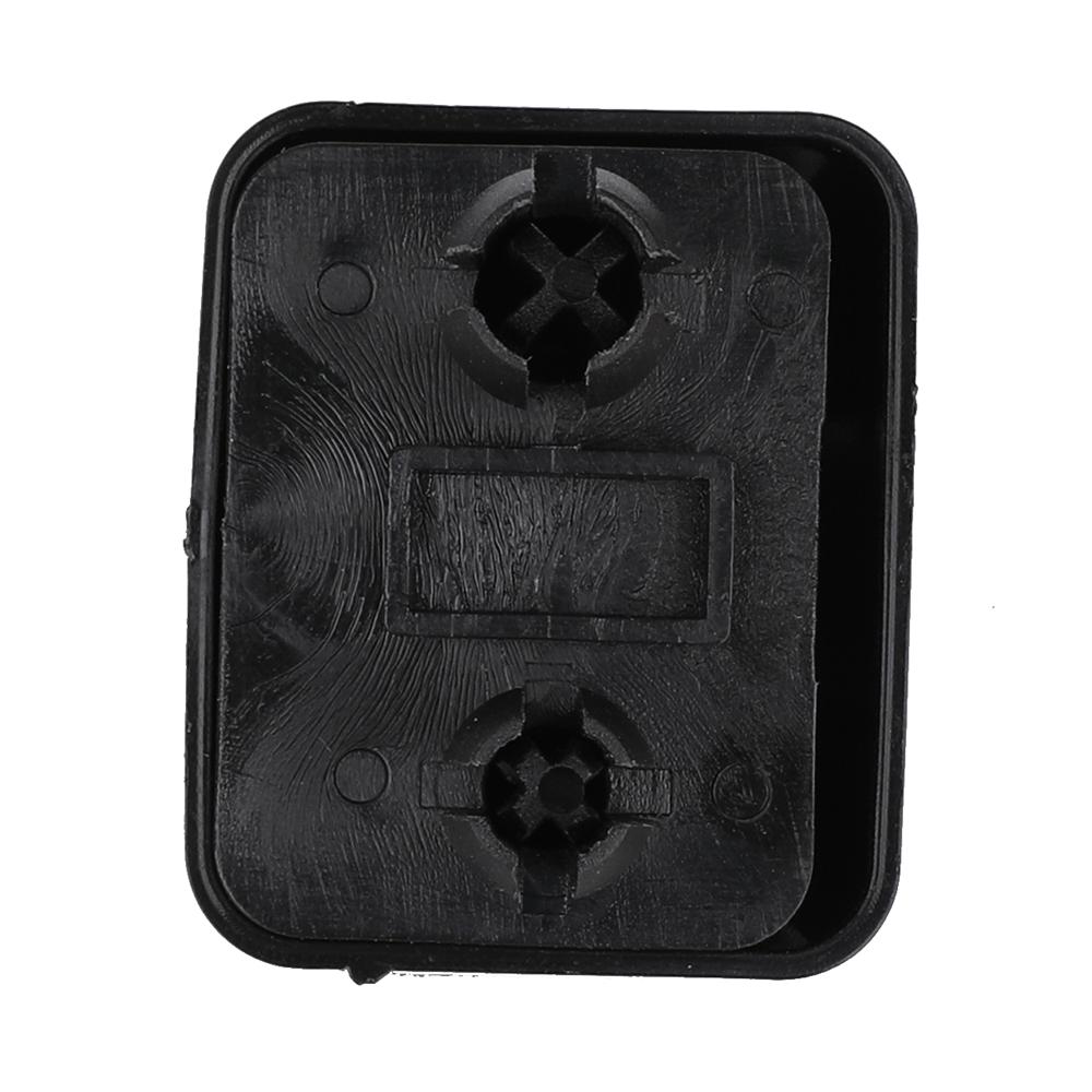 Qty2 Black Sun Visor Clip For Audi A1 A3 A4 A5 RS3 RS4 RS5 Exeo #8U0857562A