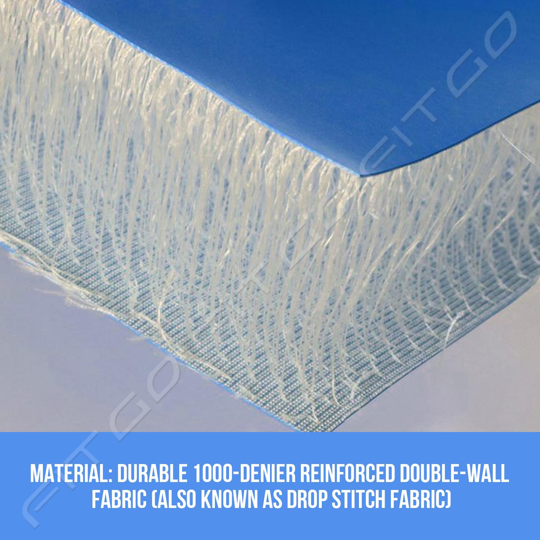 gymnastics dwf mats gym mat diy inflatable material air pin track