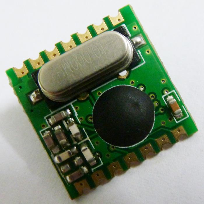 Arduino C51 C8051 DSP STM8 PIC MCU ARM FSK RF Wireless Transmitter Kits 433M