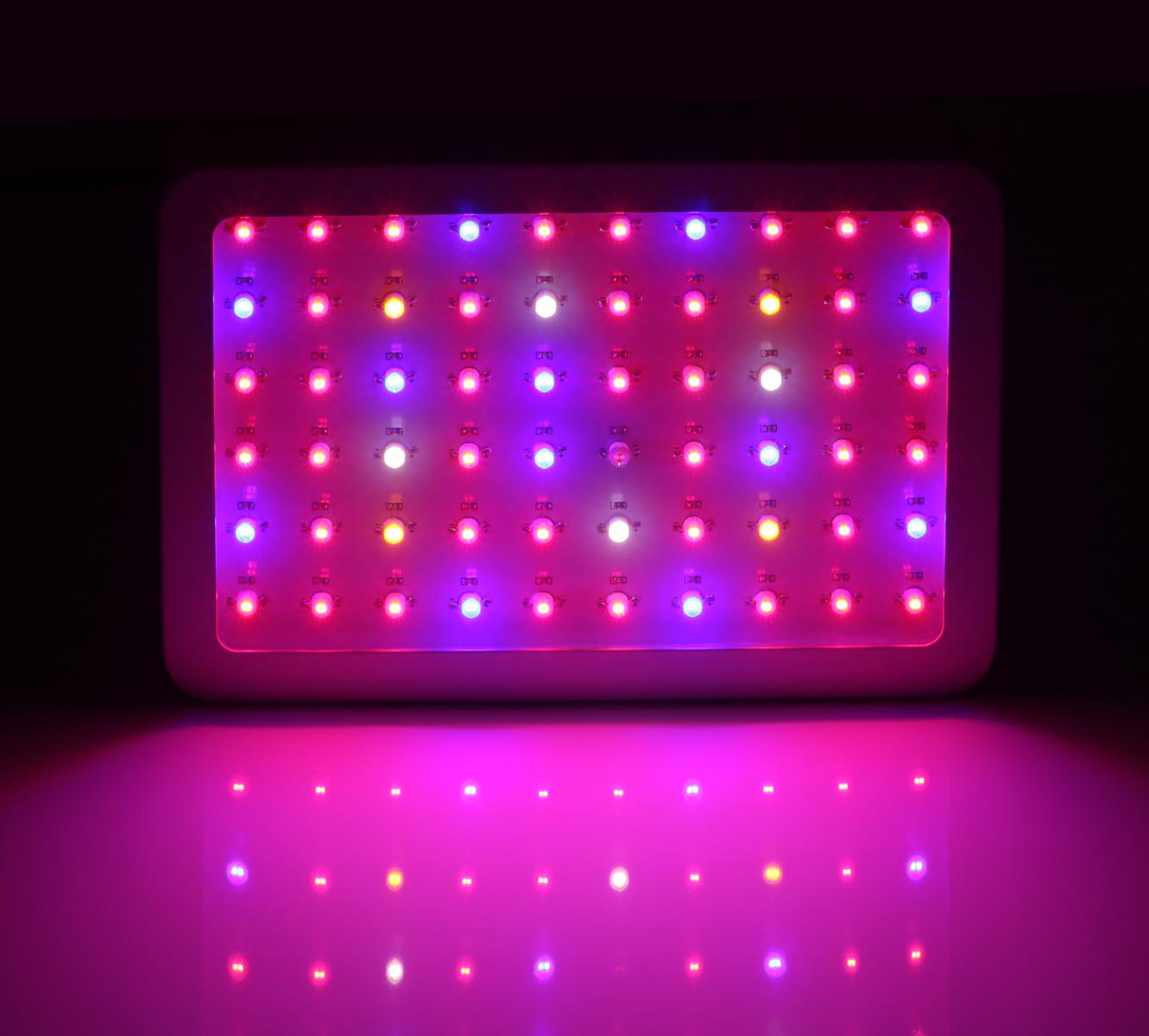 Bossled 600w Led Grow Light Full Spectrum Greenhouse