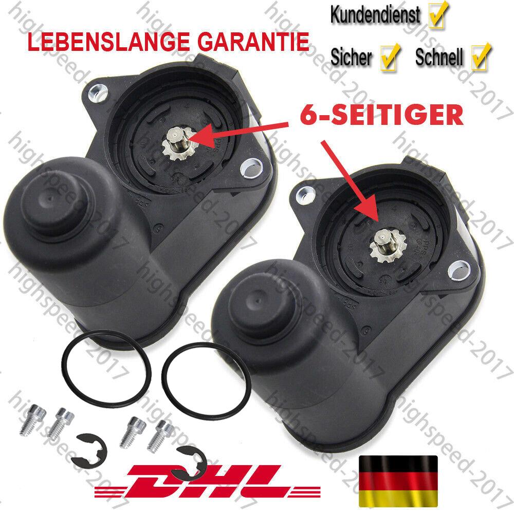 FÜR VW PASSAT 6-SEITIGER TORX STELLMOTOR HANDBREMSE BREMSSATTEL 3C0998281B Super