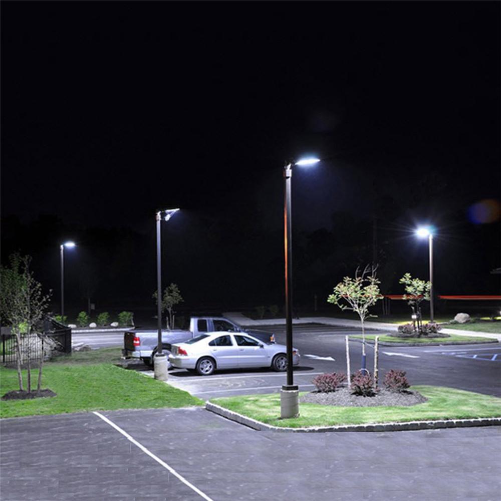Led Parking Lot Lights Bulbs: 200W Watt LED Parking Lot Lights Street Lighting Shoebox