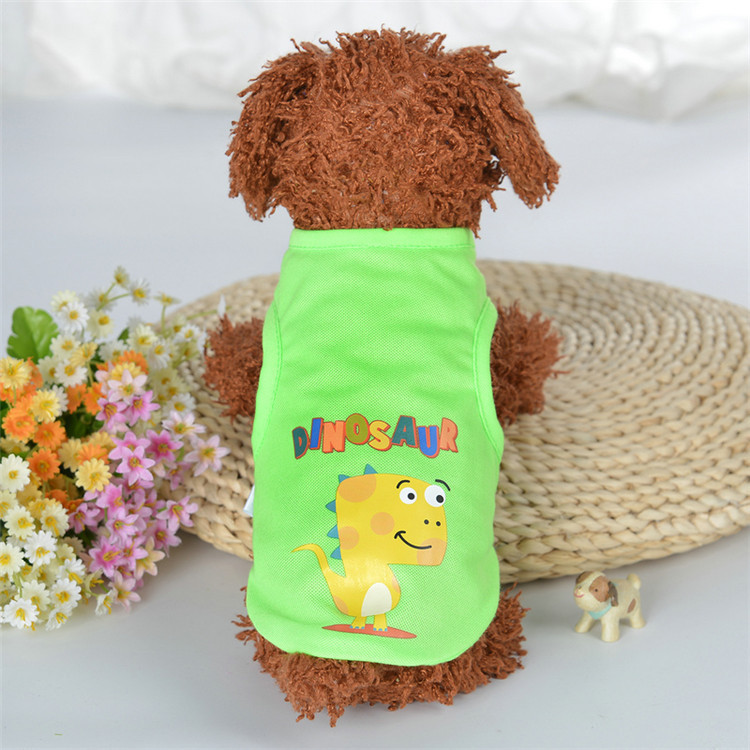 Dog Clothes Cat Vest Puppy Pet Summer Shirt For Chihuahua Teacup