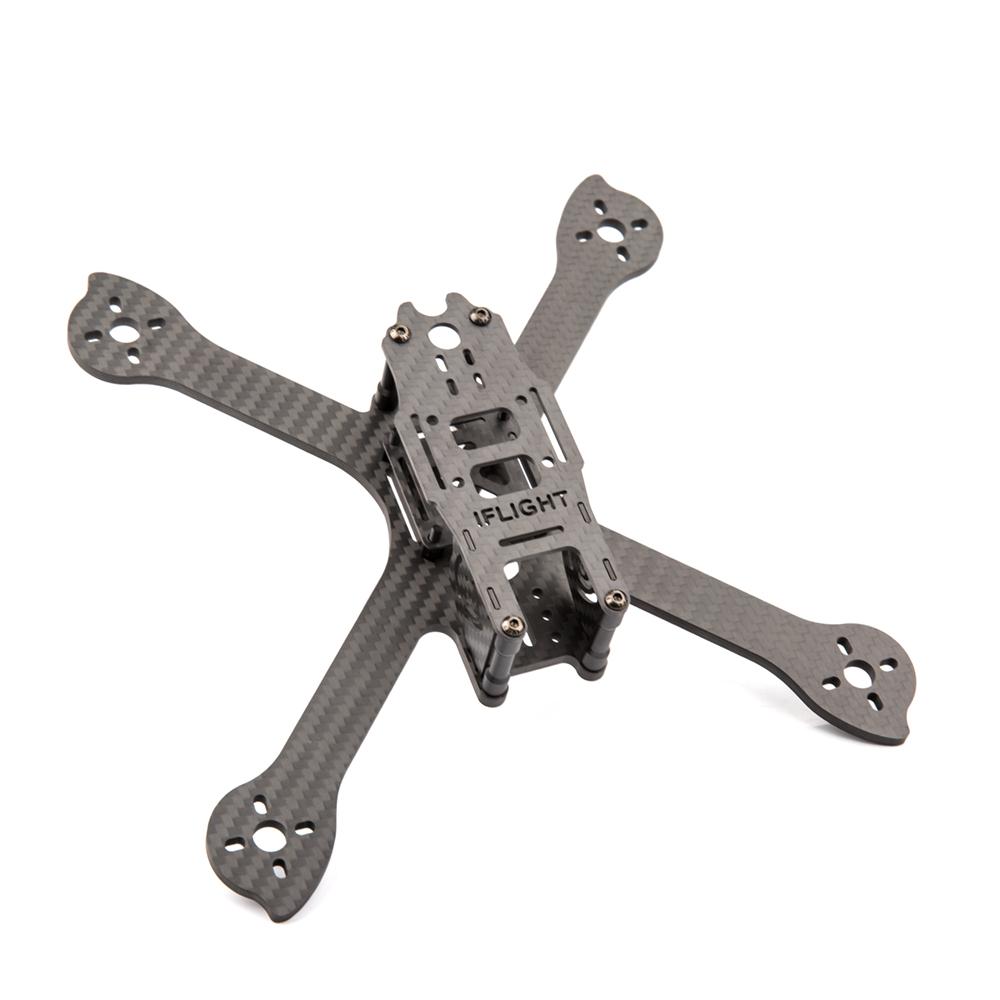 iFlight iX5 V2 210mm 28mm Aluminum Column FPV Quadcopter Frame Kit ...
