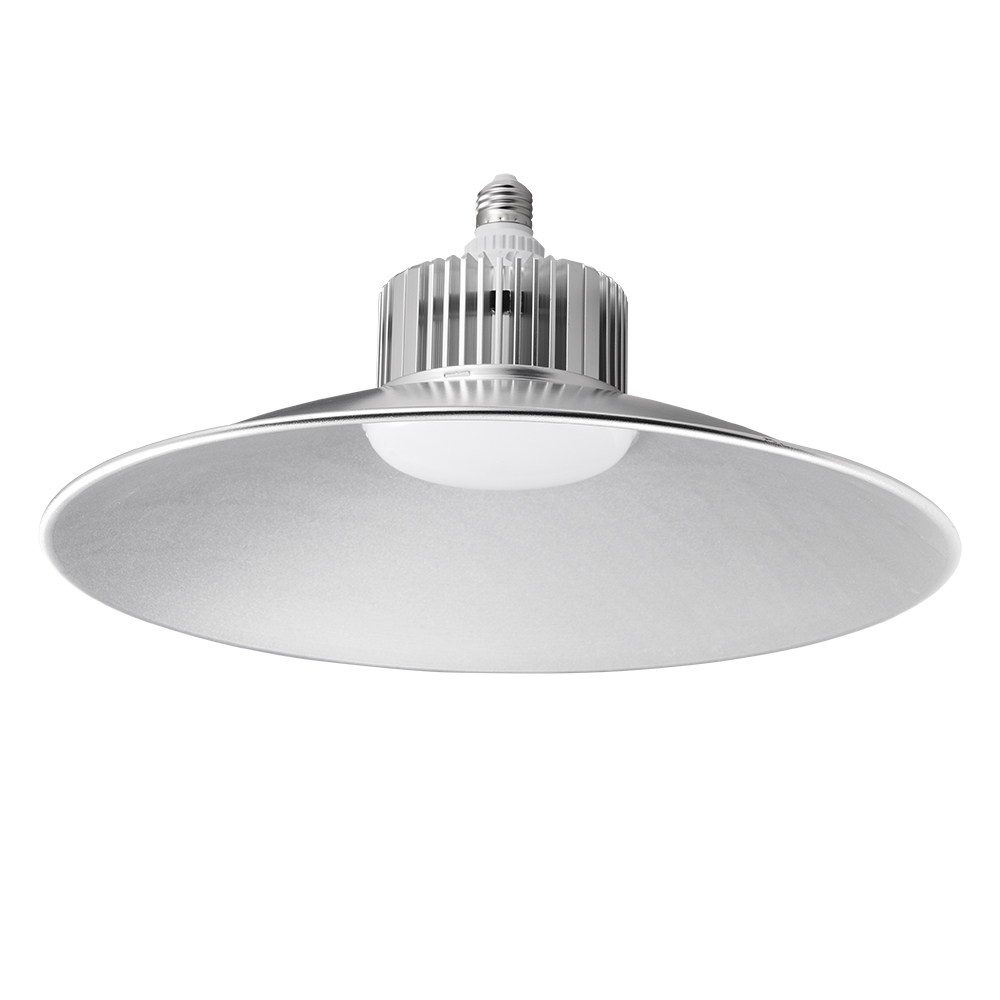 50W UFO LED High//Low Bay Light Gym Factory Warehouse Industrial Shed Lighting
