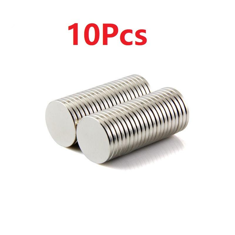 1PC Super Strong Neodymium Magnets Disc Rare-Earth Fridge Magnet 15x20mm N35 \