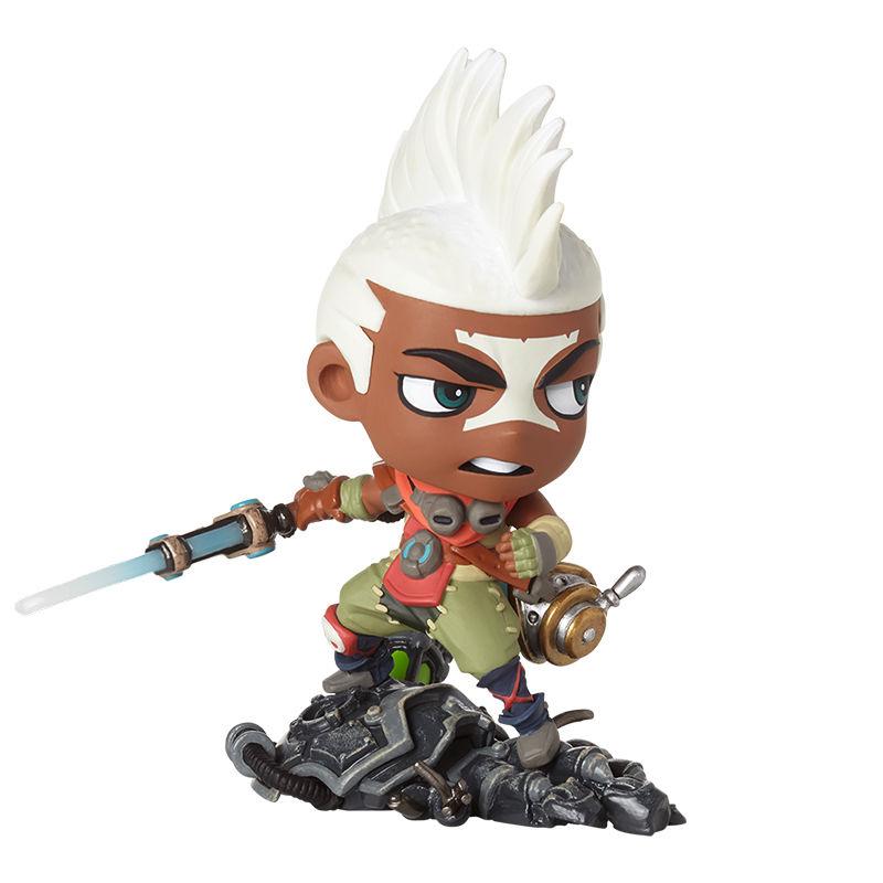 10cm League of Legends LOL Nautilus Character Model figure figures doll Toy ψ