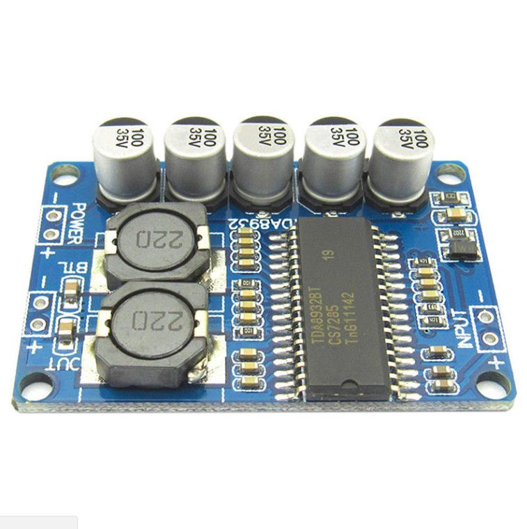TDA8932 Amplifier Board Module Digital Mono 35W Low Power Stereo-Audio Amplifier