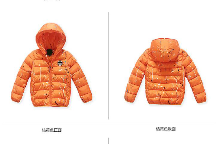 4-14Y-Kids-Boys-Cotton-Quilted-Padded-Jacket-Puffer-Coat-Hooded-Parka-snowsuits thumbnail 24