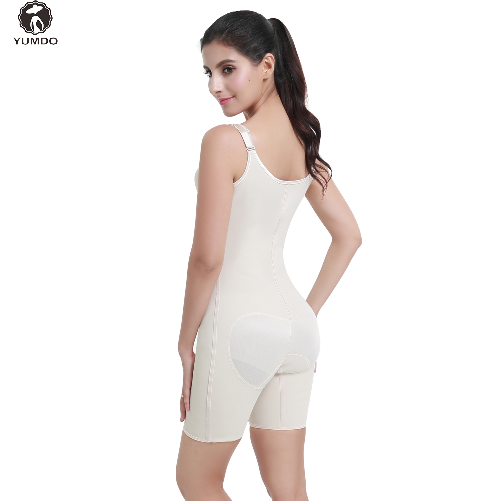 62df4b81e4d Body Shaper Plus Size Latex Waist Cincher Full Compression Vest Shapewear  Fajas
