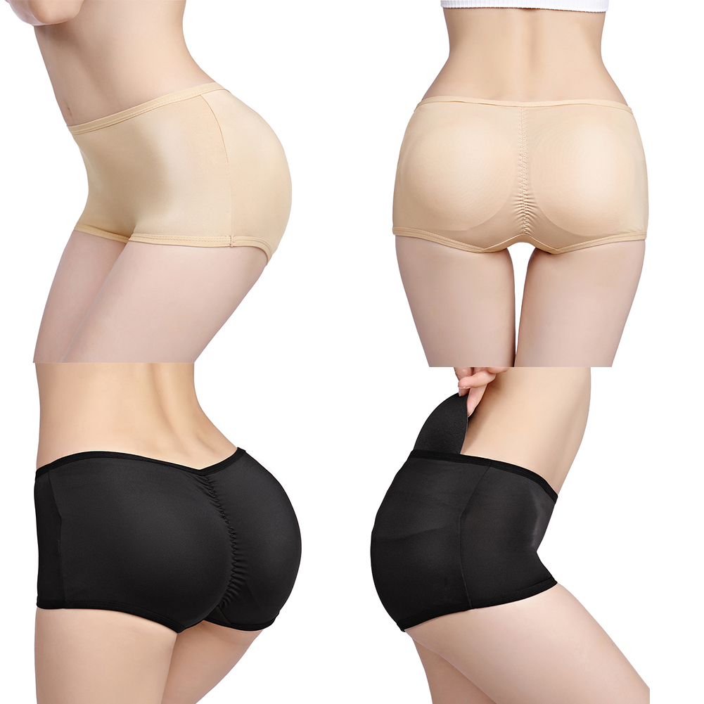 Nearly Me Hip and Butt Padded Pantie 2 colors !