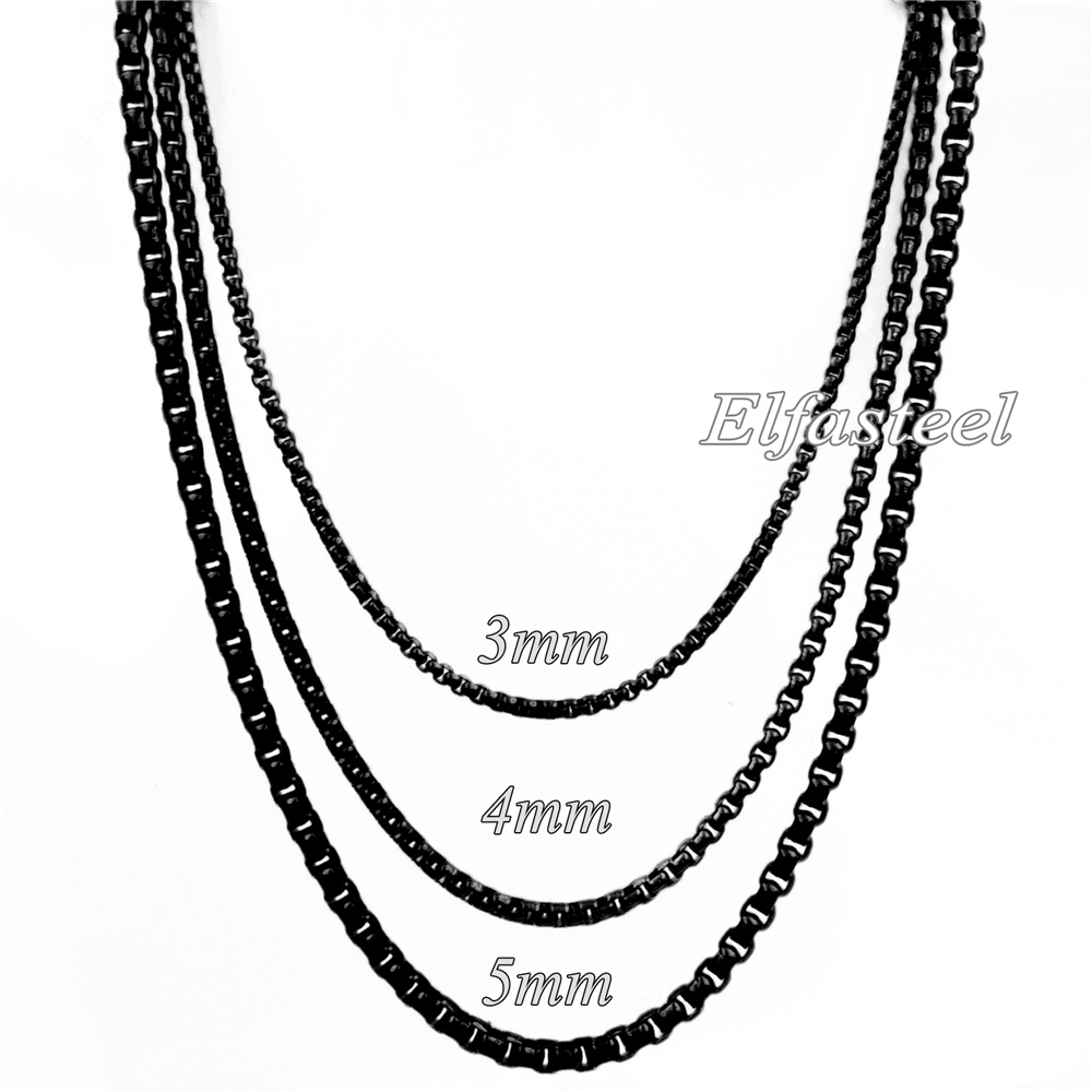 hollywood for and products mens black necklace leather gunmetal silver tribal men maschio