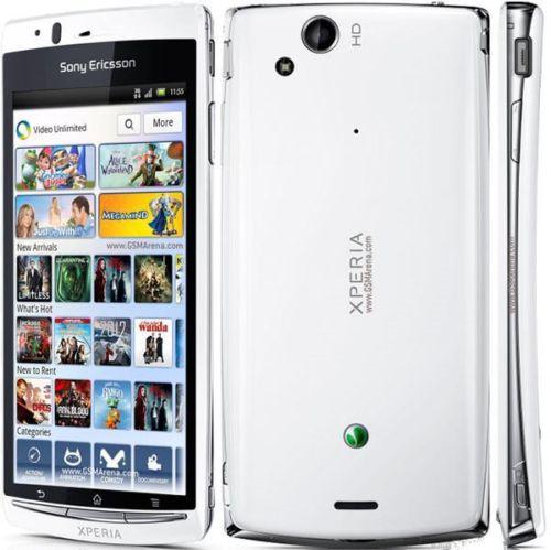 original sony ericsson xperia arc s lt18 gsm 4 2 smartphone pure rh ebay com sony ericsson xperia arc user manual Sony Ericsson Xperia Ray