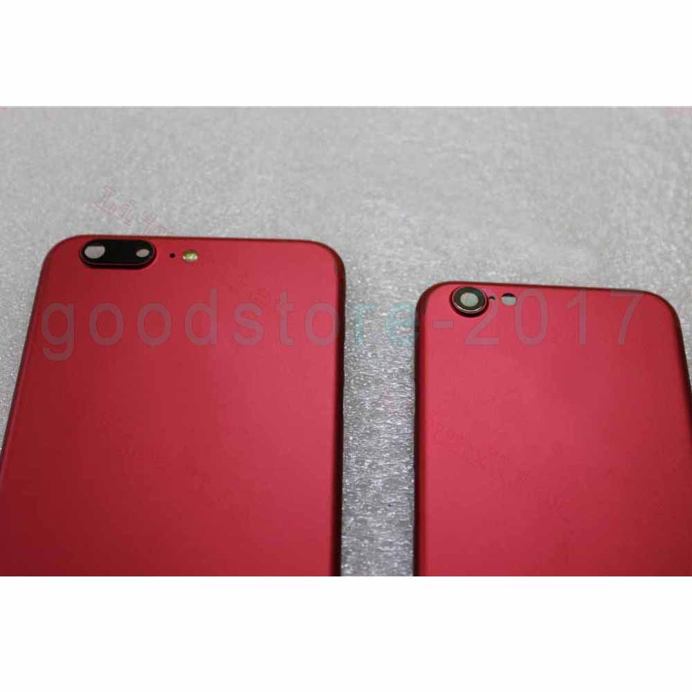 Grade A Special Edition Red Metal Rear housing Replacement for ...