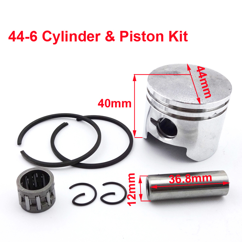 Piston Kit 1.00mm Oversize to 74.95mm~1997 Honda TRX300FW FourTrax 4x4