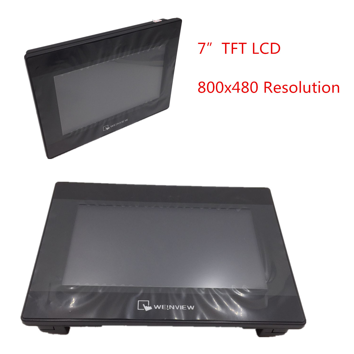 7 inch HMI Touch Screen Ethernet USB Host Weinview MT8071iE 800x480 TFT Display with Software New in Box