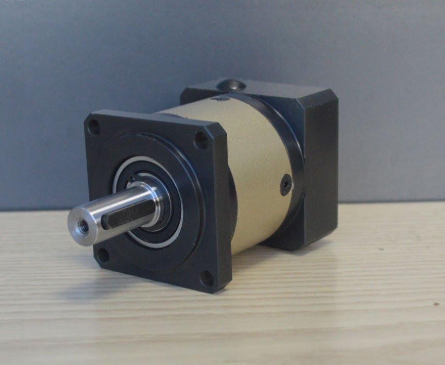 10:1 Geared Planetary Gearbox Nema34 Speed Reducer L120.5mm for Stepper Motor