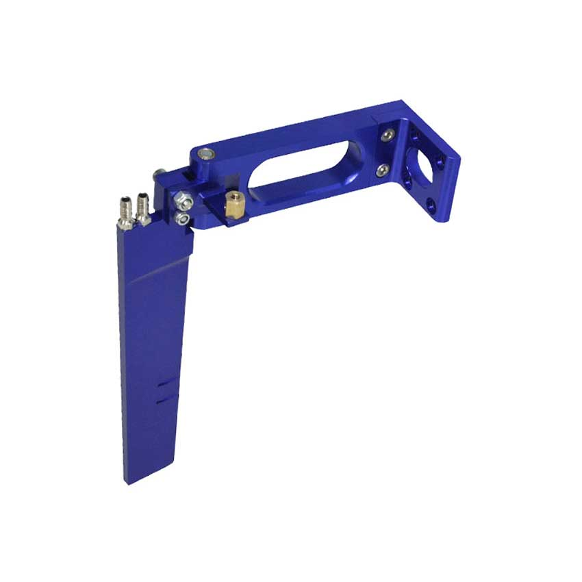 Details about Large Blue Aluminum Rudder for Big Scale RC Racing Speed Boat  Model Ship Yacht
