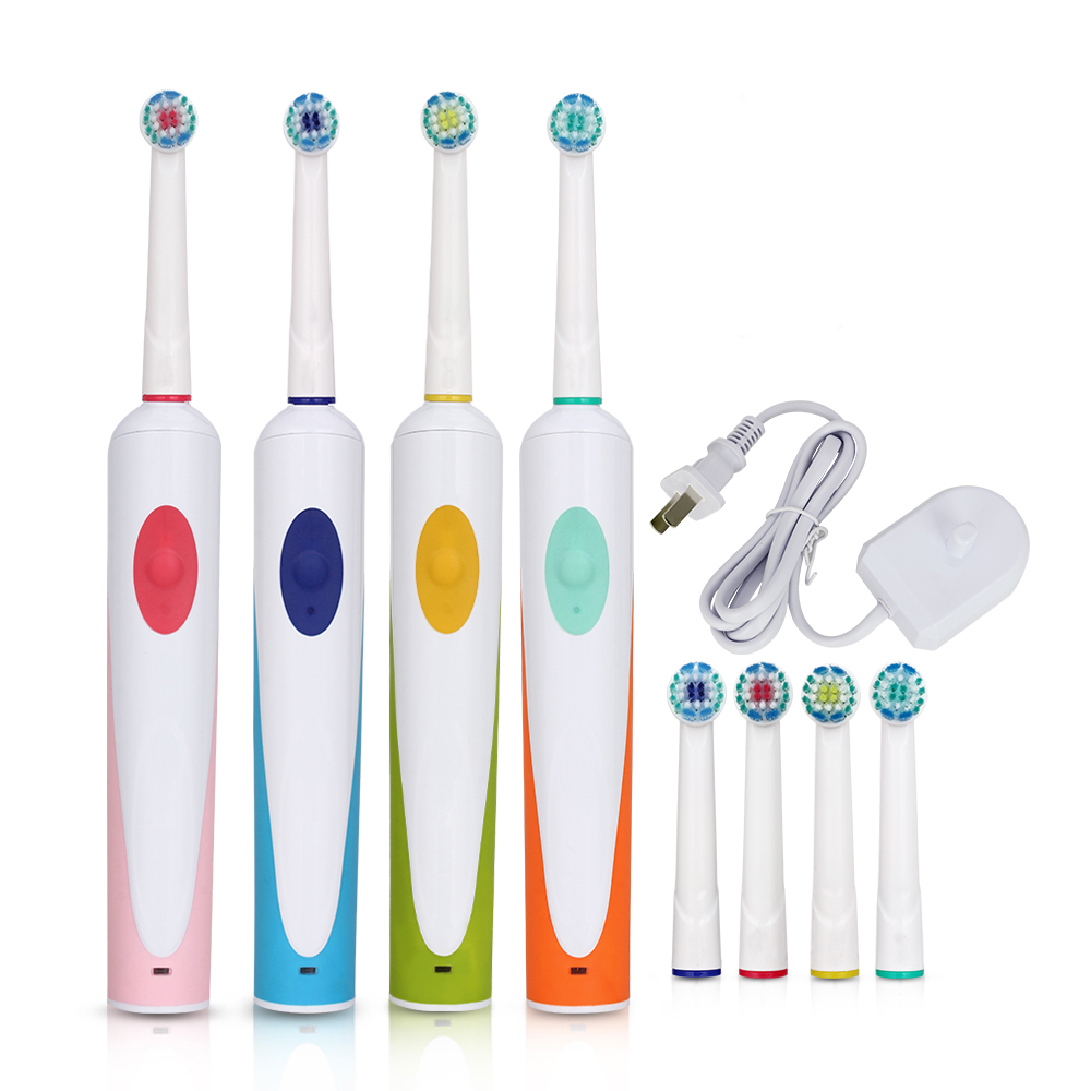 Rotating Electric Toothbrush Rechargeable Charging
