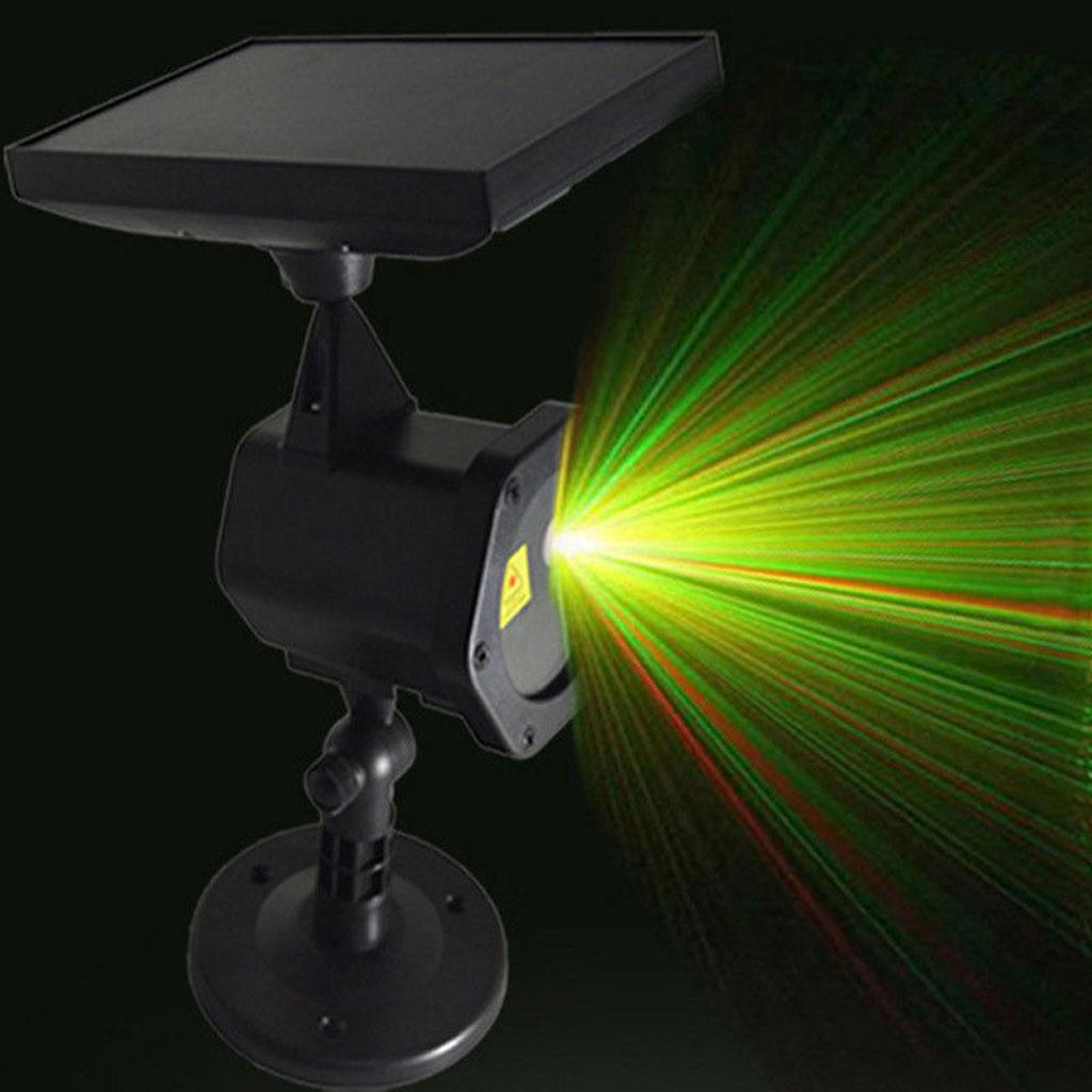 Solaire Led Laser Projecteur Lumi 232 Re Eclairage Ext 233 Rieur