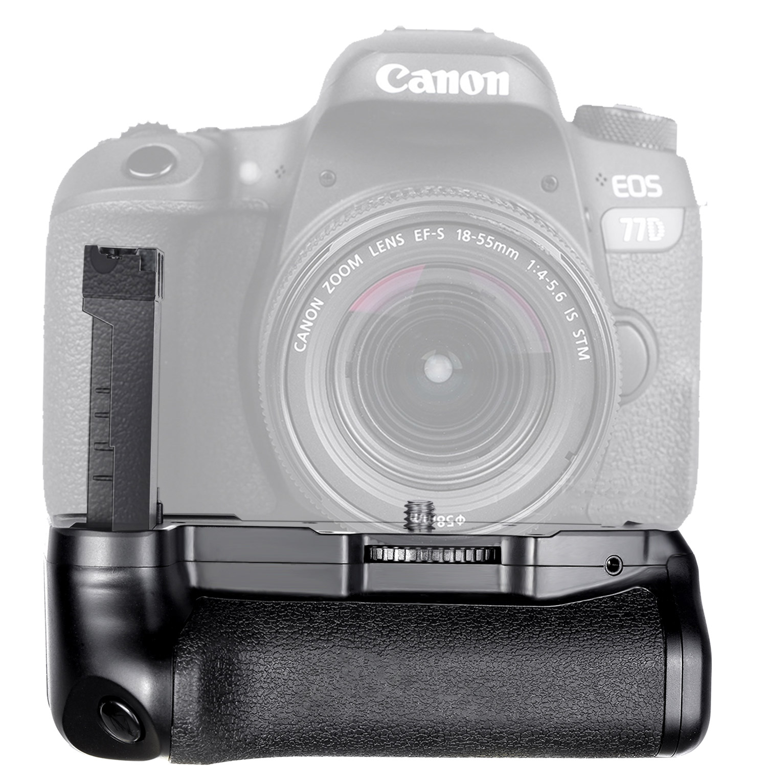 Details about New Professional Battery Grip for Canon EOS 800D/Rebel  T7i/77D as BG-1X