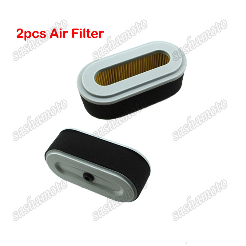 Rep 277-32611-07 Set Of 5 Air Filter Combo For Subaru Robin EX13 EX17 EX21