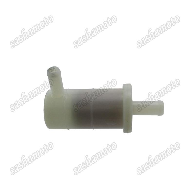 5x Fuel Filter For Kawasaki 49019-1081 Ninja ZX6R 98-02 ZX7R 96-03 ZZR600 05-08