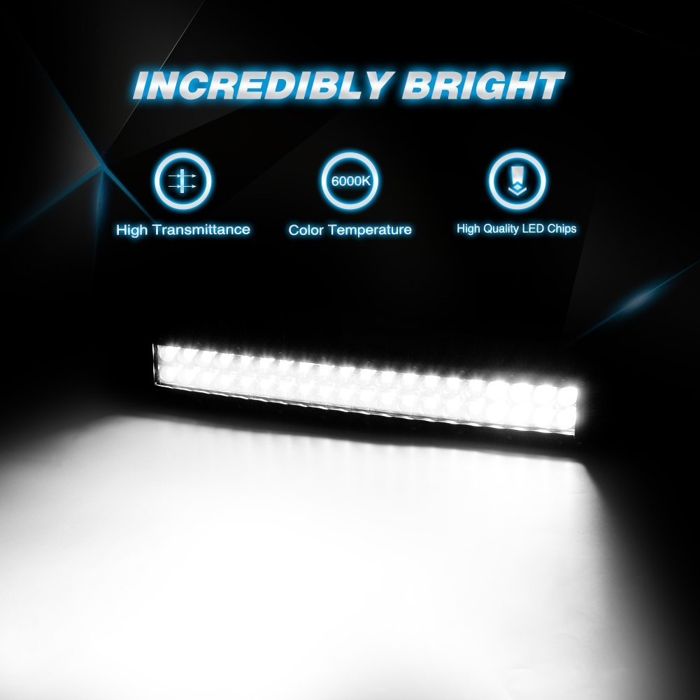 Wiring Led Lights To Golf Cart Diagram Master Blogs Yamaha Headlight 21 Inch 40 Dual Row Light For Club Car Ezgo Rh Ebay Com Fuse