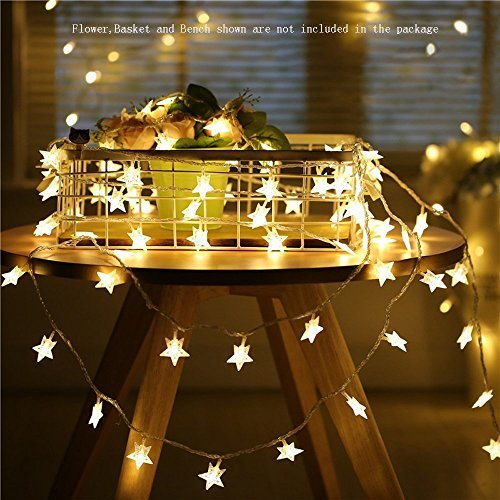 String Star Lights Wedding Xmas Party