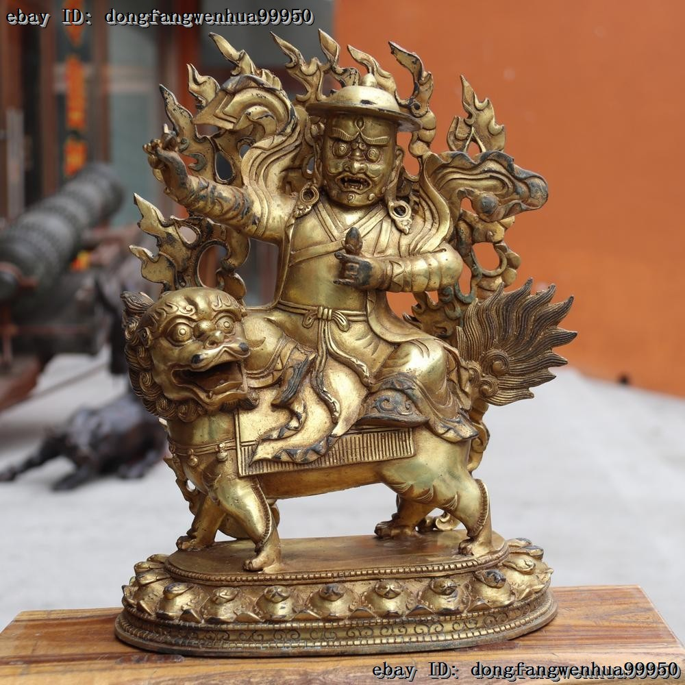 dating-tibetan-bronze