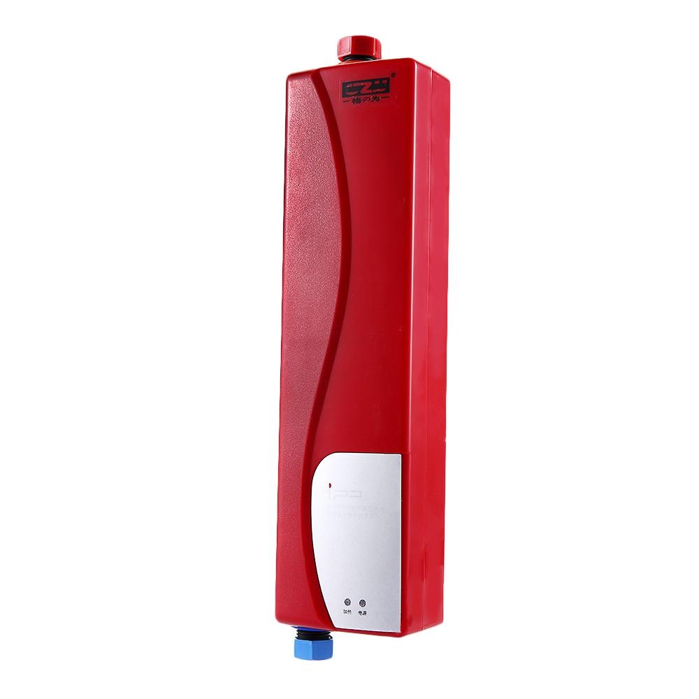mini 220v sofortige elektrische tankless durchlauferhitzer für ... - Durchlauferhitzer 220v Küche
