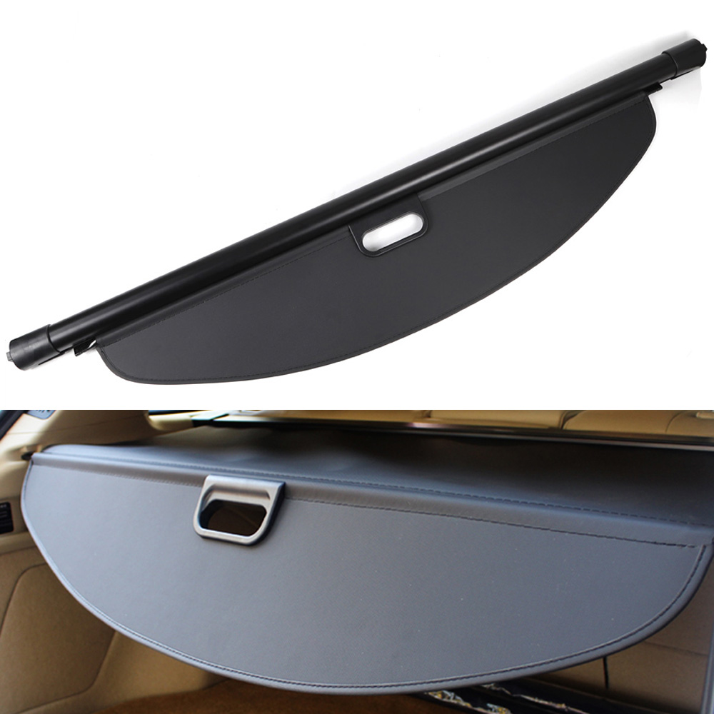 Security Trunk Cargo Cover Retractable Shield Shade For