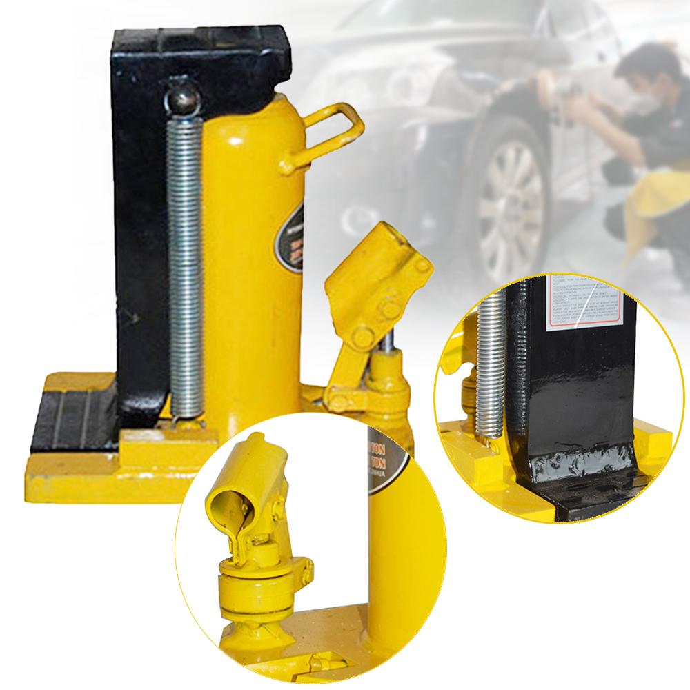 Details about Hydraulic Machine Toe Jack Lift 5 / 10 TON For RV Track/Car  /bridge Proprietary