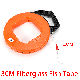 Fiberglass Push Pull Rod 4mm Fish Tape Puller Wire Puller Tools ...