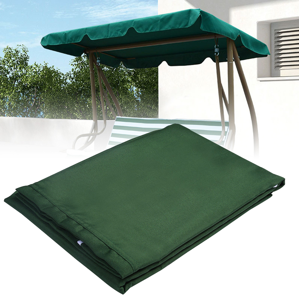 Patio Outdoor 75 X52 Swing Hammock Canopy Replacement Porch Top