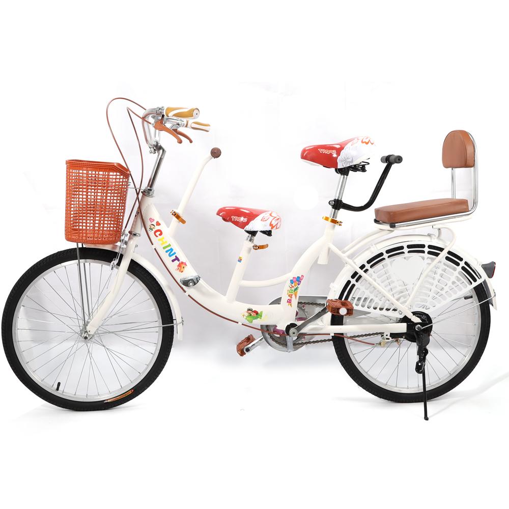 22 zoll fahrrad familie fahrrad 3 sitze mit kindersitz de. Black Bedroom Furniture Sets. Home Design Ideas